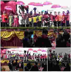 Gift of Life Charity Night at SJK(C) Yuk Chai