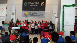 Christmas Event at Stamford College