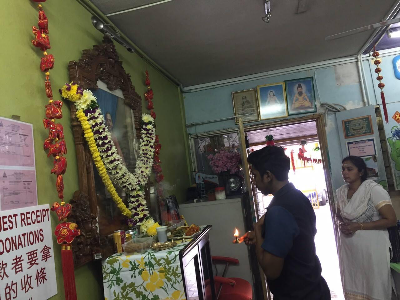 In Memory of Late Mr S K Manikumar
