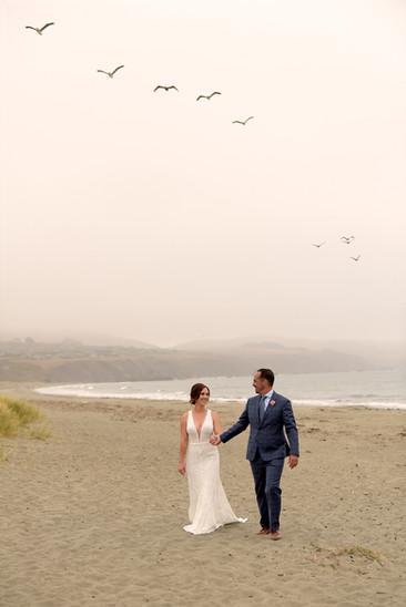 Bodega Bay Wedding, Bodega Bay Lodge, Al