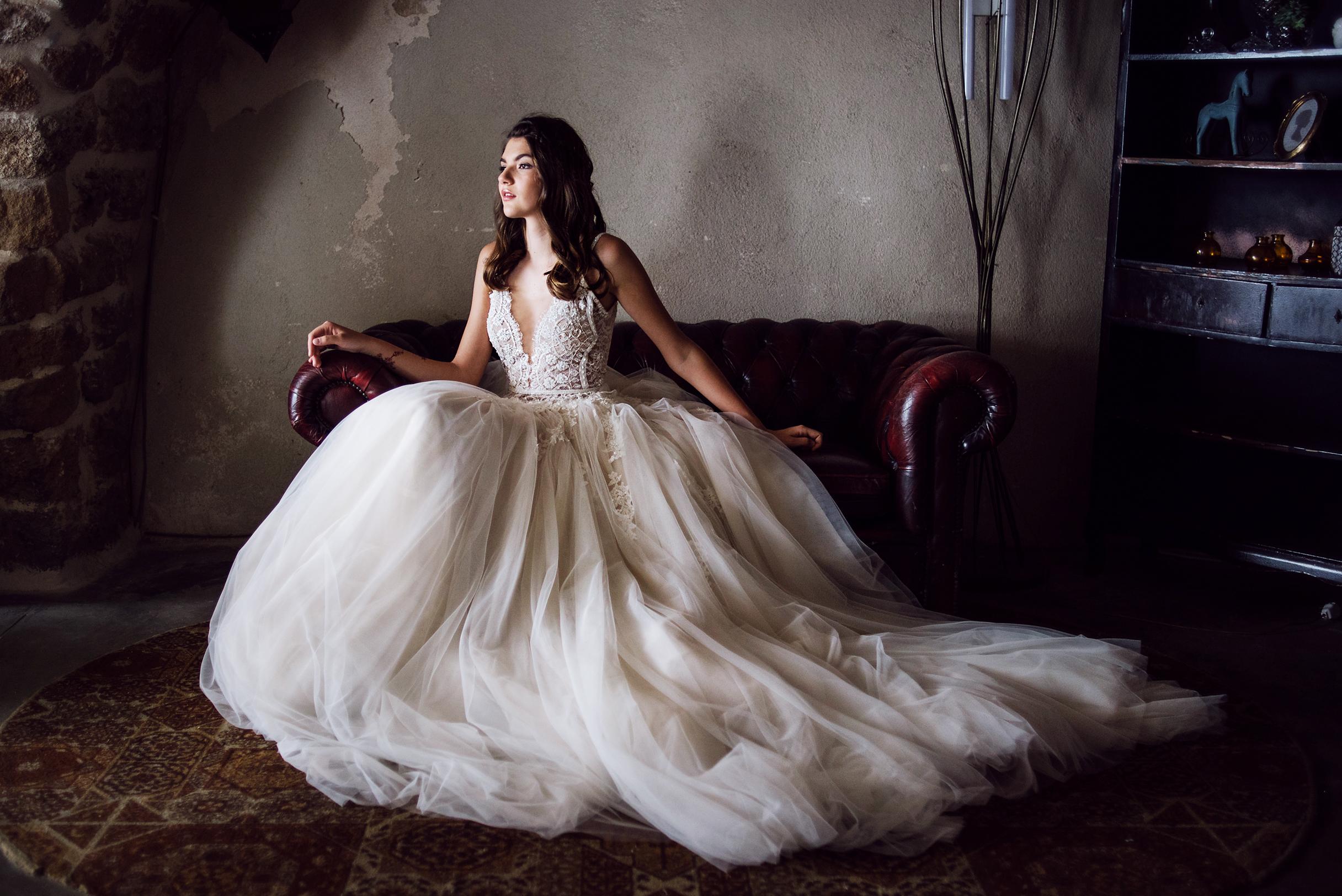 שלומי יקיר- שמלות כלה