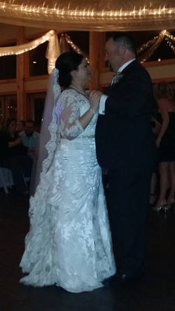 Paula's Wedding in Harrison Hotsprings