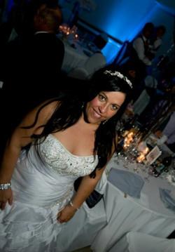 Bride at Glenbrook
