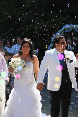 Outdoor Wedding Glenbrook Park