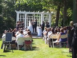 Outdoor Wedding Eaglequest