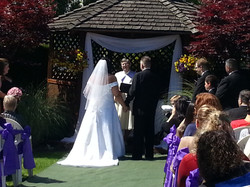 Wedding at Delta Town and Country