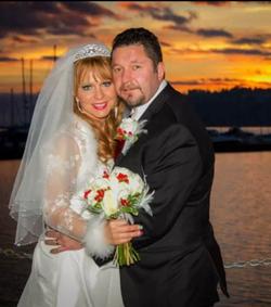 Congrats Terri and Daniel