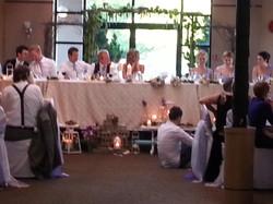 Wedding East & West Rooms Eaglequest