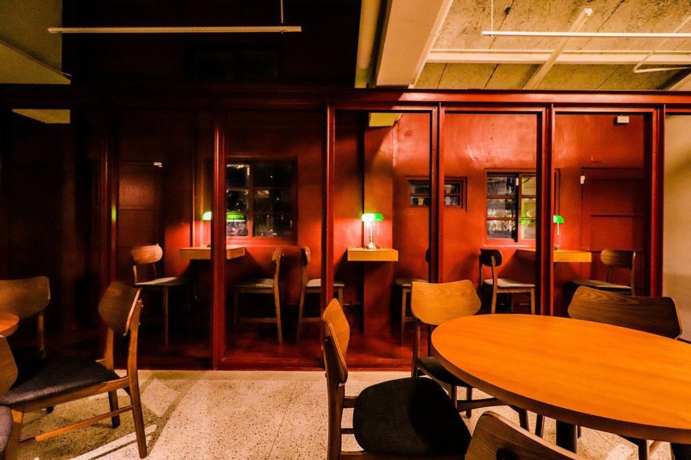 PLAYground南村劇場·青鳥·有.設計的溫室空間。