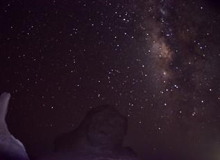 Milky Way in the White Desert (1 of 1).j