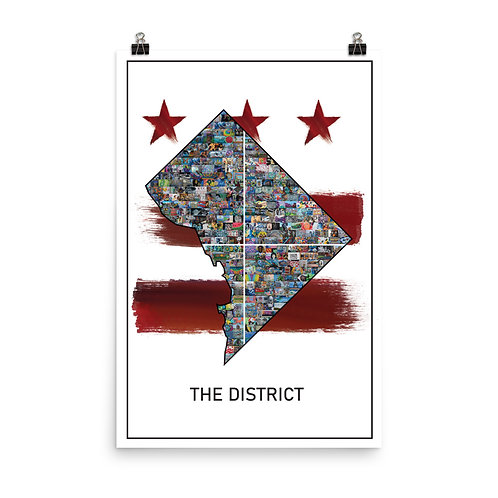 DC Mural Project - Flag Version