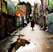 San Francisco Alley