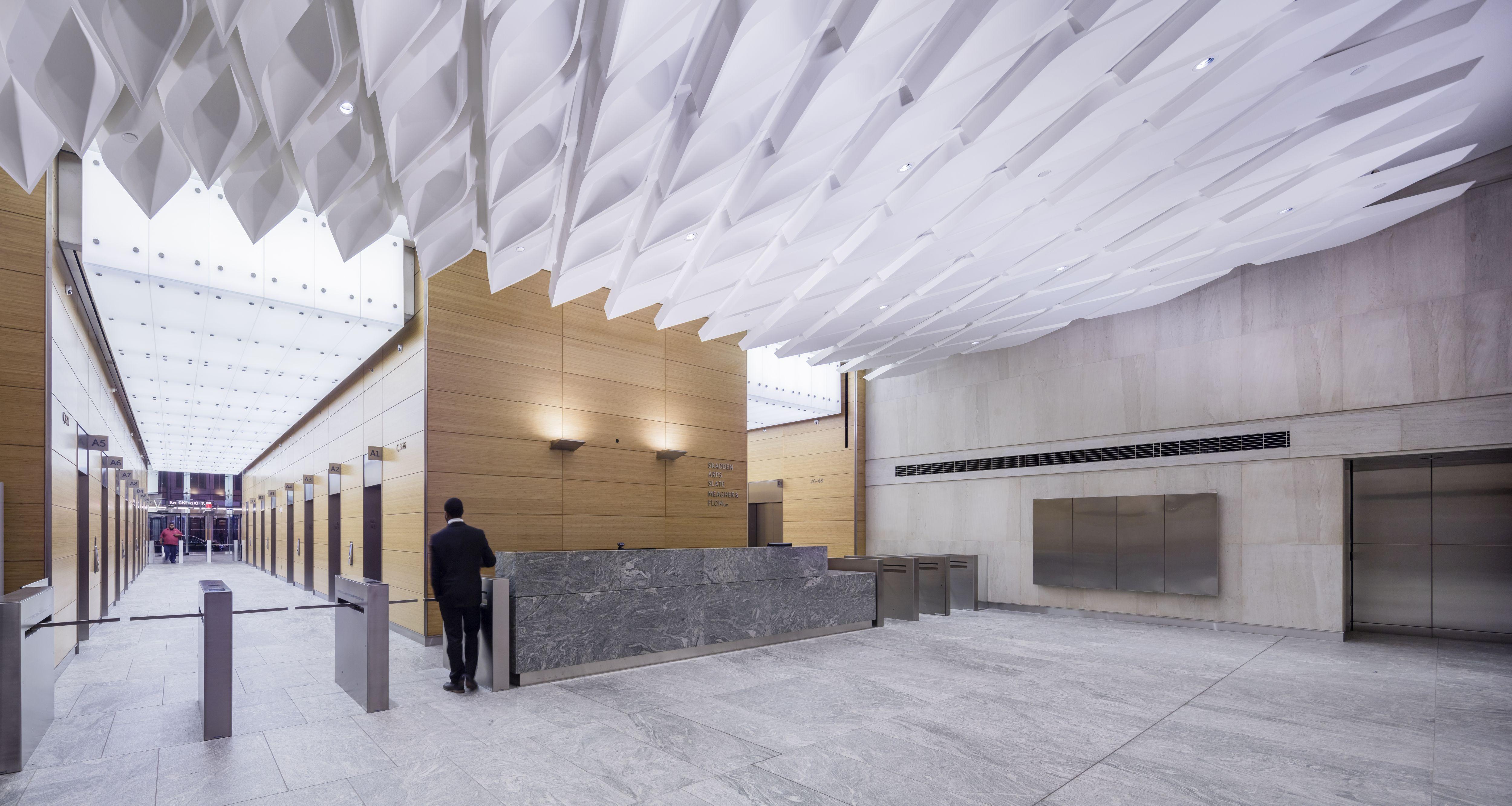 151 W.42nd Lobby