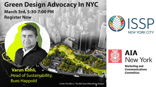 Green Design Advocacy in NYC