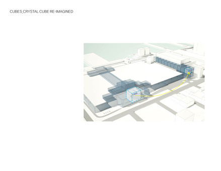 Javits Center Expansion Competition