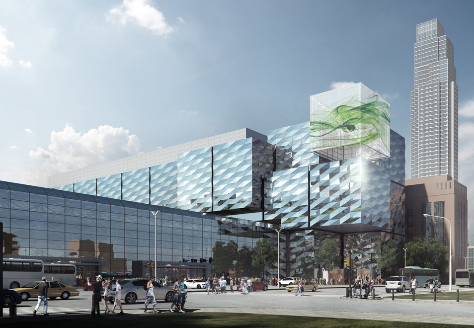 JAVITS CENTER EXPANSION (COMPETITION)