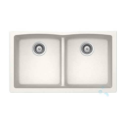 Granite Low Divide Undermount Sink