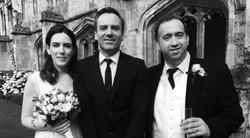 Wedding Oxford, Aug 2016