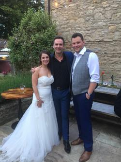Wedding - Oxford 2016