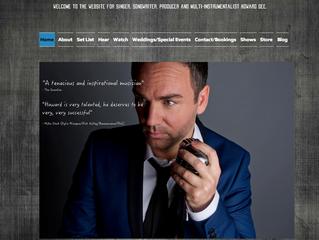 New Website Live!