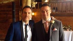 Wedding - Osterley, May 2015