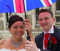 Wedding - London, June 2015