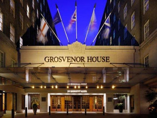 Children With Cancer 2017 - Grosvenor House Hotel - an evening with the stars!