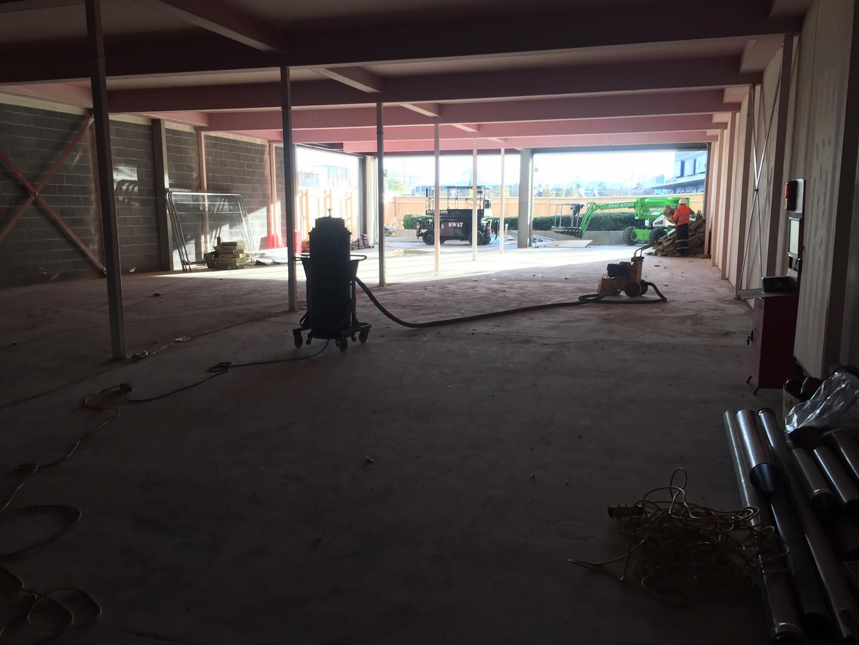Soft strip demolition of a Mothercare, Denton.JPG