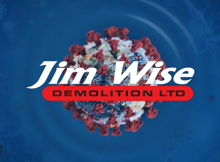 Jim Wise Demolition and Covid19