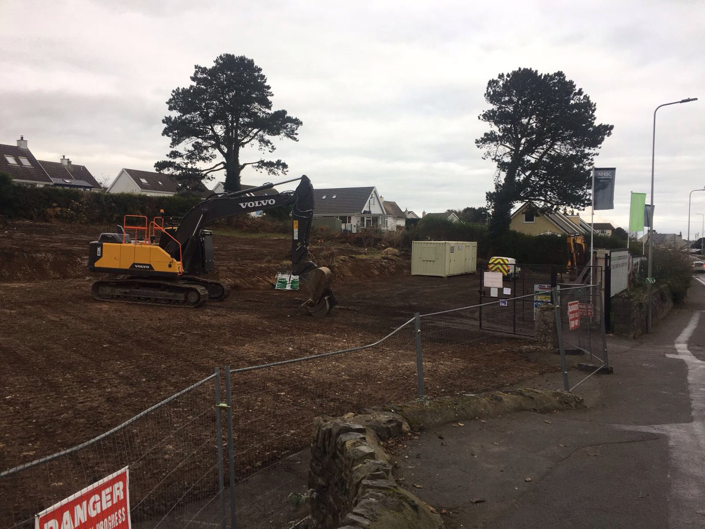 McCarthy and Stone Anglesey Demolition.JPG