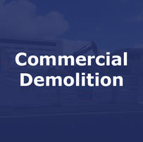 Commerical Demolition across the UK | Jim Wise Demolition