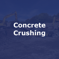 Concrete Crushing across the UK | Jim Wise Demolition