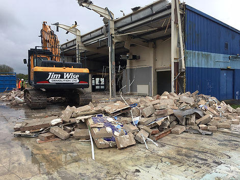 Jim Wise Demolition   Demolition Contractors in Stoke-on-Trent