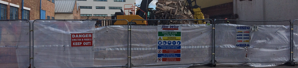 Health and Safety Procedures | Jim Wise Demolition