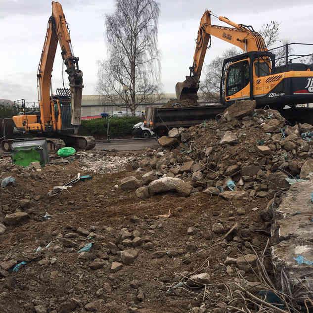 Jim Wise Demolitiong | Demolition Contractor in Birmingham