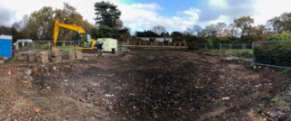 Bungalow demolition in stone.JPG