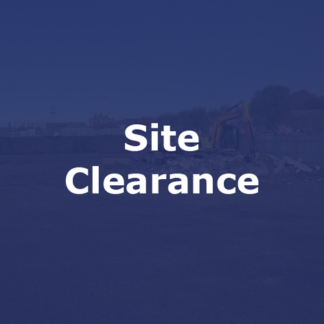 Site Clearance Contractors in Cheshire
