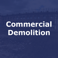 Commerical Demolition Contractor in Derbyshire | Jim Wise Demolition