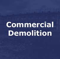 Commerical Demolition Contractor in Leicester | Jim Wise Demolition