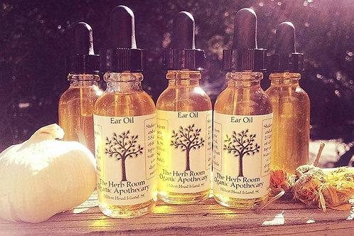 Garlic Ear Oil
