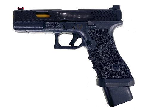 Army TTI Style Combat Master G17 GBB Pistol