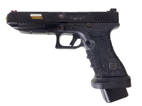 Army TTI Style Combat Master G34 GBB Pistol
