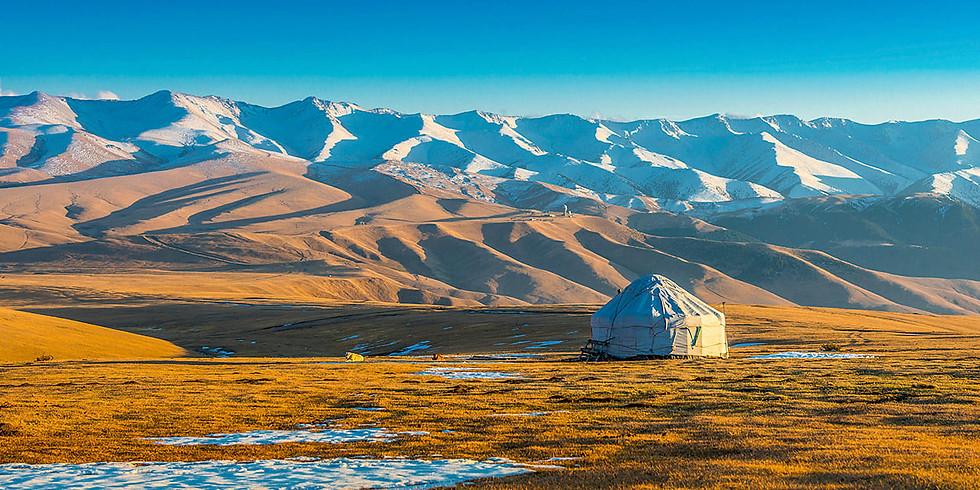 TALK - Kazakhstan: Where East meets West