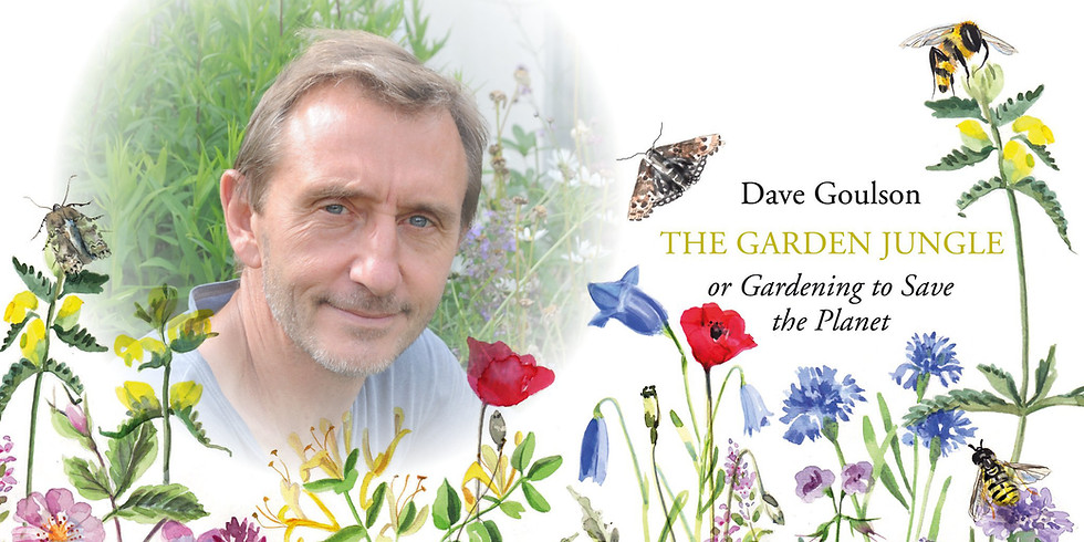 Averting the Insect Apocalypse - Dave Goulson