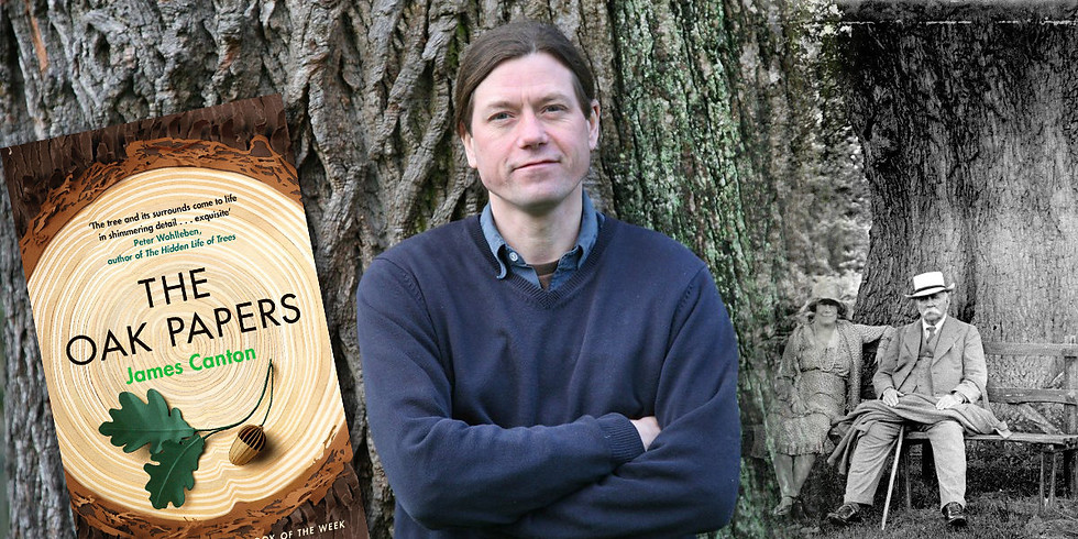 The Oak Papers - In conversation with James Canton