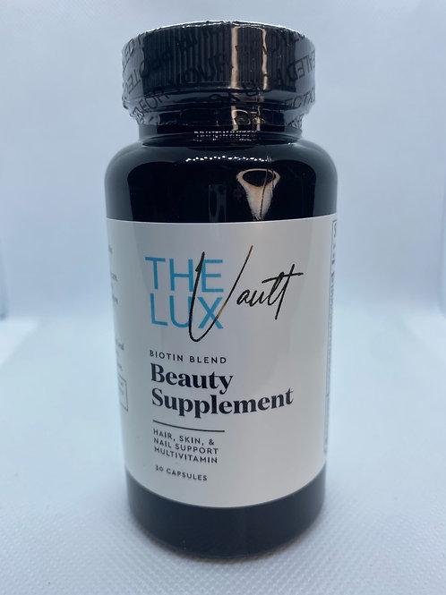 The Lux Vault Beauty Supplement