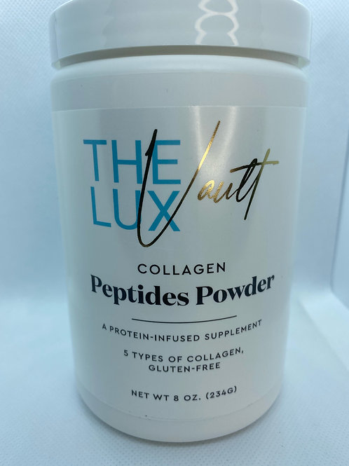 The Lux Vault Peptides Powder