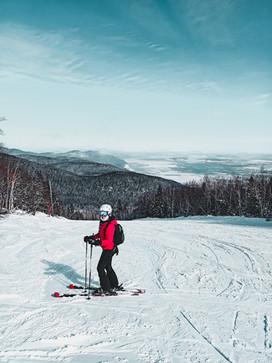 Claudel_Ski_Charlevoix le massif