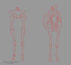 creature anatomy 1
