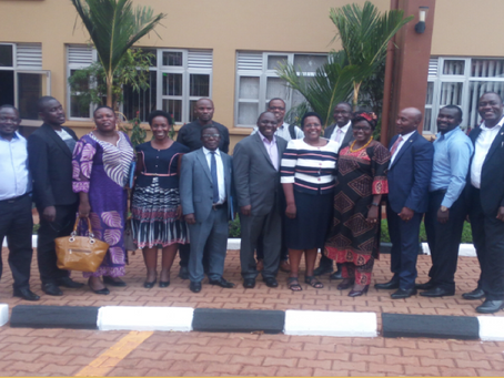 Country profile: The Uganda TB Caucus